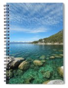 Spring Waters Spiral Notebook
