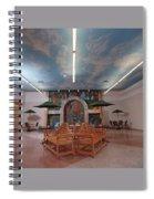 St. Alexius Hospital, Gateway Mall, Bismarck, Nd Spiral Notebook
