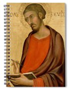 St Luke Spiral Notebook