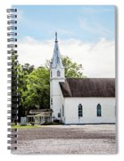 St. Margaret Catholic Church - Springfield Louisiana Spiral Notebook