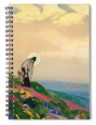 St. Panteleimon The Healer Spiral Notebook