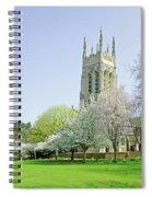 St Peter's Church - Stapenhill Spiral Notebook