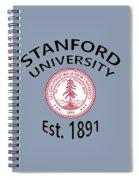 Stanford University Est. 1891 Spiral Notebook