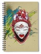 Star Spirits - Maiden Spirit Mukudji Spiral Notebook