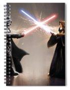 Star Wars Episode Iv - A New Hope 1977 Spiral Notebook