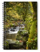 Starvation Creek Spiral Notebook