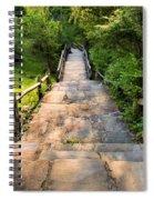 Step Down Spiral Notebook