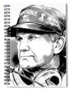 Steve Spurrier Spiral Notebook