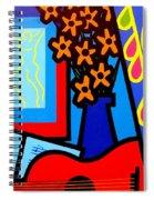Still Life With Henri Matisse's Verve Spiral Notebook