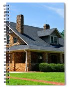 Stone Church Spiral Notebook