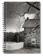 Stone Farmhouse Spiral Notebook