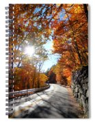 Stone Wall 1 Spiral Notebook
