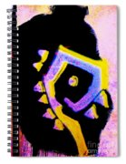 Stoned Spiral Notebook