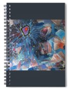 Storm At Sea Spiral Notebook
