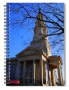 St.philips Episcopal Church In Charleston Sc Spiral Notebook