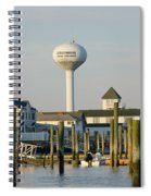 Strathmere New Jersey Spiral Notebook