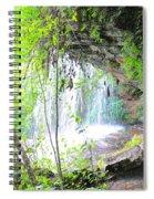 Stumphouse Tunnel Spiral Notebook