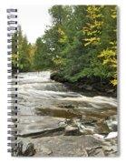 Sturgeon River Spiral Notebook
