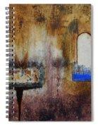 Sudden Doors Spiral Notebook