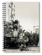 Sulina Spiral Notebook