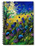 Summer 450208 Spiral Notebook