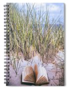 Summertime Is Reading Time Spiral Notebook