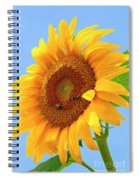 Sunflower Joy Spiral Notebook