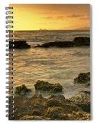 Sunrise Kaneohe Spiral Notebook