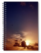 Sunset St. Thomas Spiral Notebook