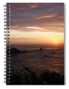 Sunset Watch Spiral Notebook