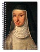 Suor Maria Celeste, Galileos Daughter Spiral Notebook