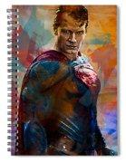 Superhero.superman. Spiral Notebook