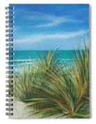 Surf Beach Spiral Notebook