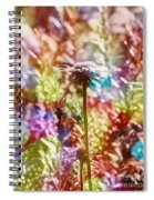 Sweet And Lovely Spiral Notebook