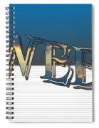 Sweet Dreams Part 1 20x14 Pillow Spiral Notebook