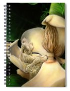 Sweet Smell Of Magnolia's Spiral Notebook