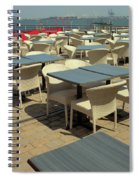Tables Spiral Notebook