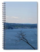 Tacoma Narrows Bridge Spiral Notebook