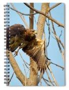 Taking Flight Spiral Notebook