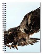 Talons First Spiral Notebook