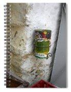 Tangier. Spiral Notebook
