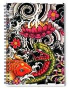 Tattoo Spiral Notebook