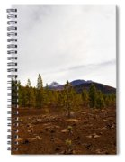 Teide  Nr 11 Spiral Notebook