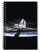 Tellus Crucifix V Spiral Notebook