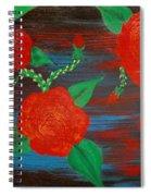 Temper Temper Spiral Notebook