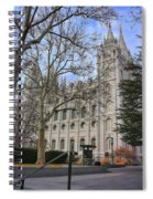 Temple View Spiral Notebook