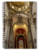 Templo Expiatorio A Cristo Rey - Mexico City I Spiral Notebook