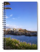 Tenerife - Alcala Spiral Notebook