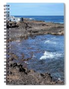 Tenesar - Lanzarote Spiral Notebook