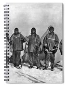 Terra Nova Expedition Spiral Notebook